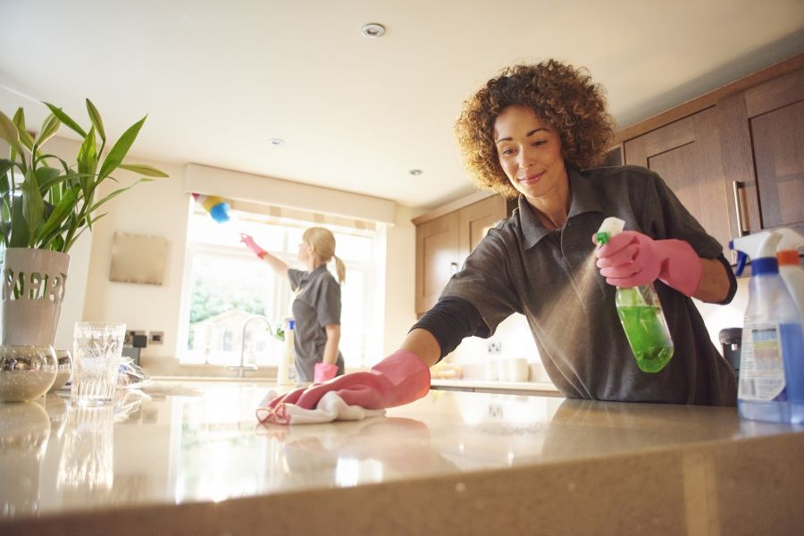 House Cleaning Services by A. Salas Construction Serv. LLC