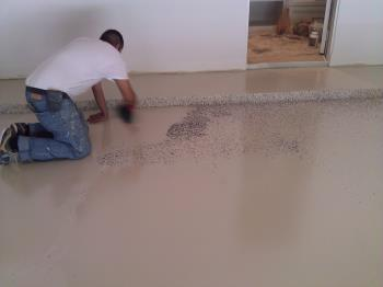 Garage Floor Finishing in Rockville, MD